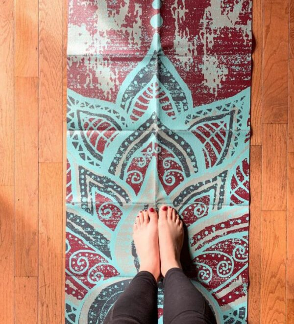 Mat Yoga Viajero Gaiam